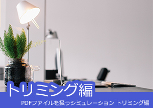 【IT・ネット関連業界】PDFファイルトリミング編