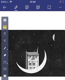 iPhone 写真 PDF 変換