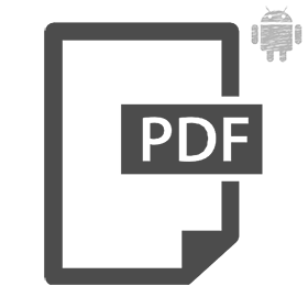 AndroidでPDFファイルを編集する方法