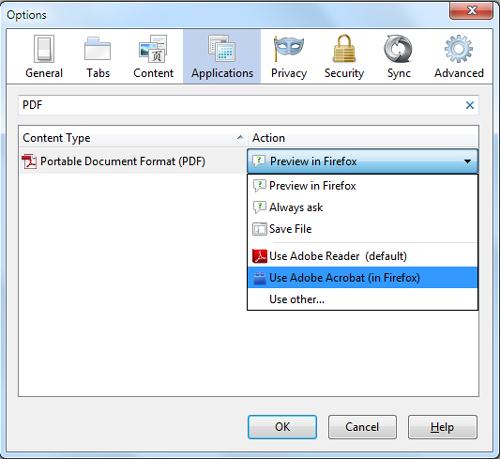 PDFファイルをブラウザで表示する方法。一番PDF表示に向いているブラウザは?