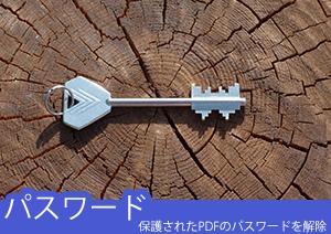 保護されたPDFのパスワードを解除する方法