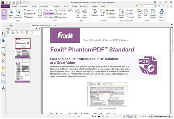 PDF 仮想プリンタ