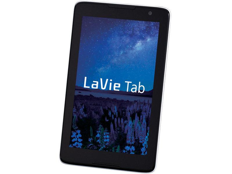 LaVie Tab E  TE508/S1W