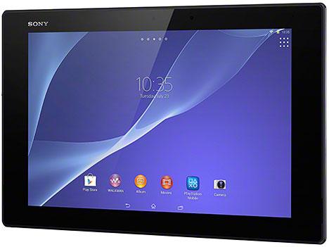 Xperia Z2  Tablet SGP512JP