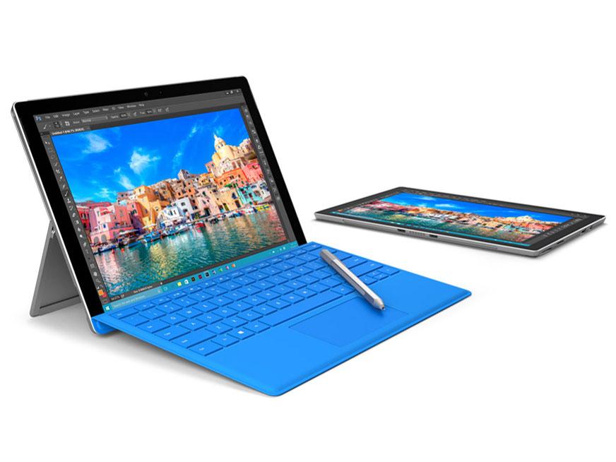 マイクロソフト(Microsoft) 12.3型液晶タブレットPC Surface Pro 4 CR3-00014