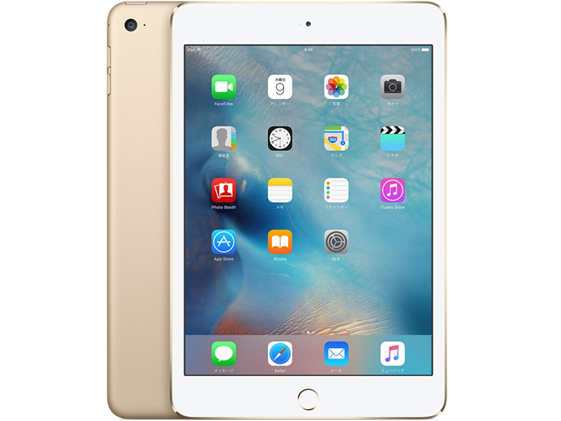 iPad mini 4 Wi-Fi 64GB SIMフリー