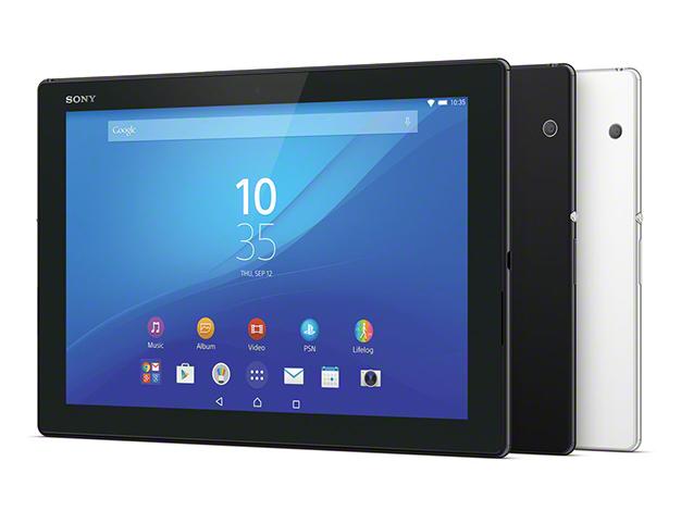 Xperia Z4 Tablet / SONY