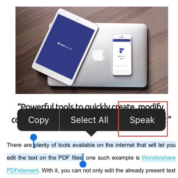 how do i read pdf files on my iphone