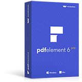 PDFelement 6 Pro(Windows)