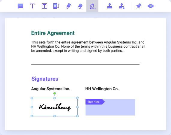 PDF署名ファイル